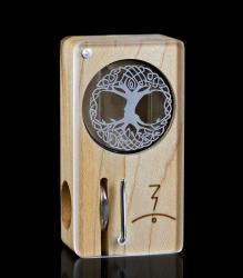 Celtic Tree of Life Laser Launch Box - JAVOR